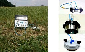 PL-300土壤气体渗透性测试仪