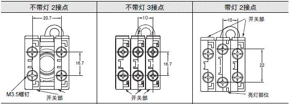 A22NE-PD / A22NE-P / A22E 额定值 / 性能 45