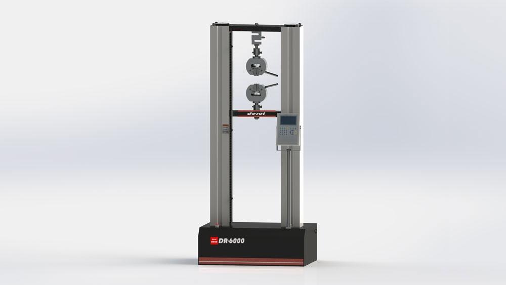 液晶屏显电子万能试验机
