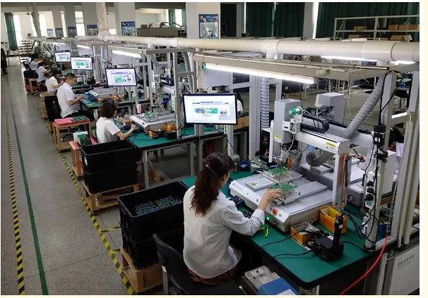 流金八月,虹润公司项目建设如火如荼,产销两旺