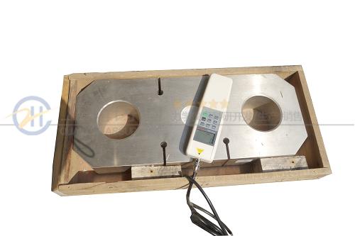 拉力板环式数显测力计图片    SGBF    量程:2KN-3000KN