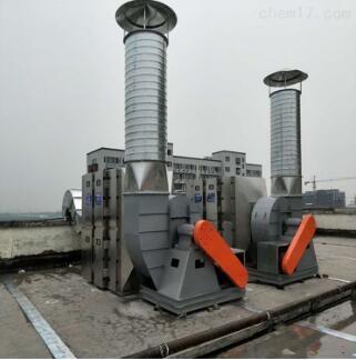 铸造厂废气处理设备