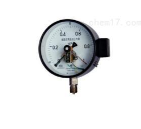上仪四厂磁助电接点压力表