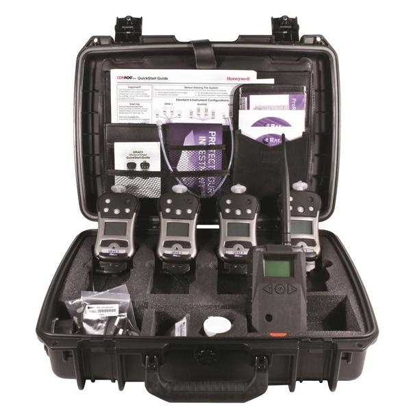 <strong><strong>QRAE 3 四合一气体检测仪</strong></strong> 多种气体可以选择,无线监控