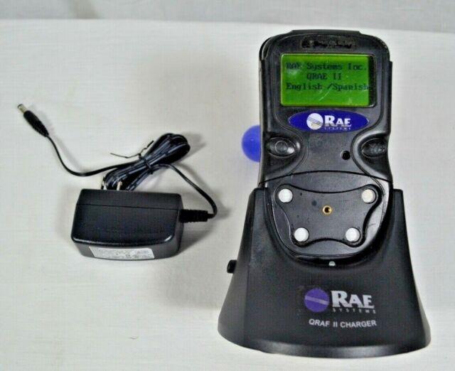 QRAE II 四合一气体检测仪 泵吸和扩散两种方式