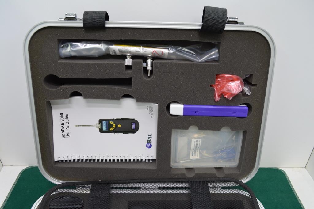 <strong>ppbRAE 3000 VOC检测仪</strong> 挥发有机化合物气体检测仪