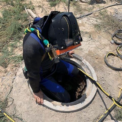 汙水管道封堵-1