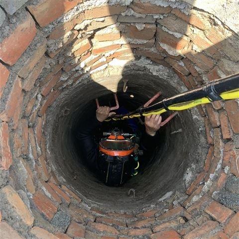 汙水管道封堵-2