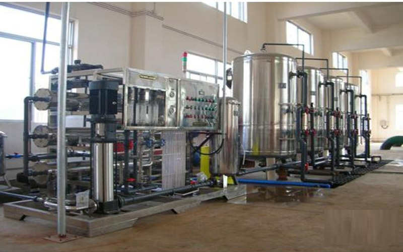 全自动工业纯水设备