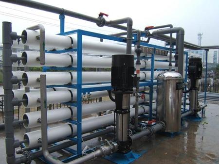 工业纯化水设备