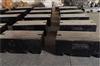 2吨砝码正负误差100克,要找2吨铸铁法码厂家