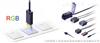 基恩士RGB数字光纤传感器