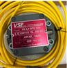 VSE威仕VTR系列涡轮流量传感器原产现货