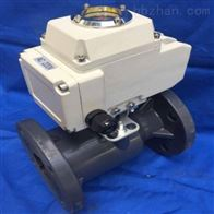 Q941F電動塑料球閥